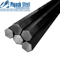 AISI 4145 Alloy Steel Hexagonal Bar