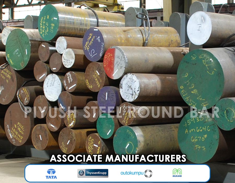 ASTM A36 carbon steel round bars manufacturer in india