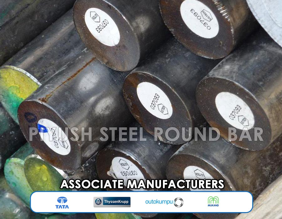 ASTM A572 carbon steel round bars manufacturer in india