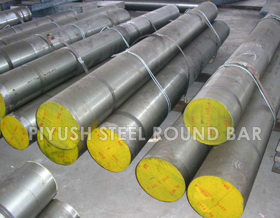 Alloy Steel AISI 4130 ROUND bars manufacturer in india