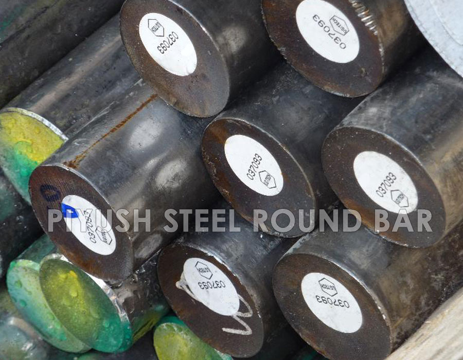 Alloy Steel AISI 52100 ROUND bars manufacturer in india