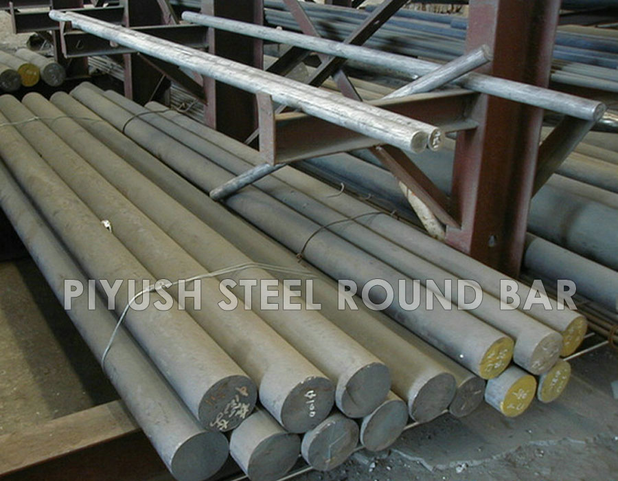 Astm A105 Carbon Steel Round Bars manufacturer in india