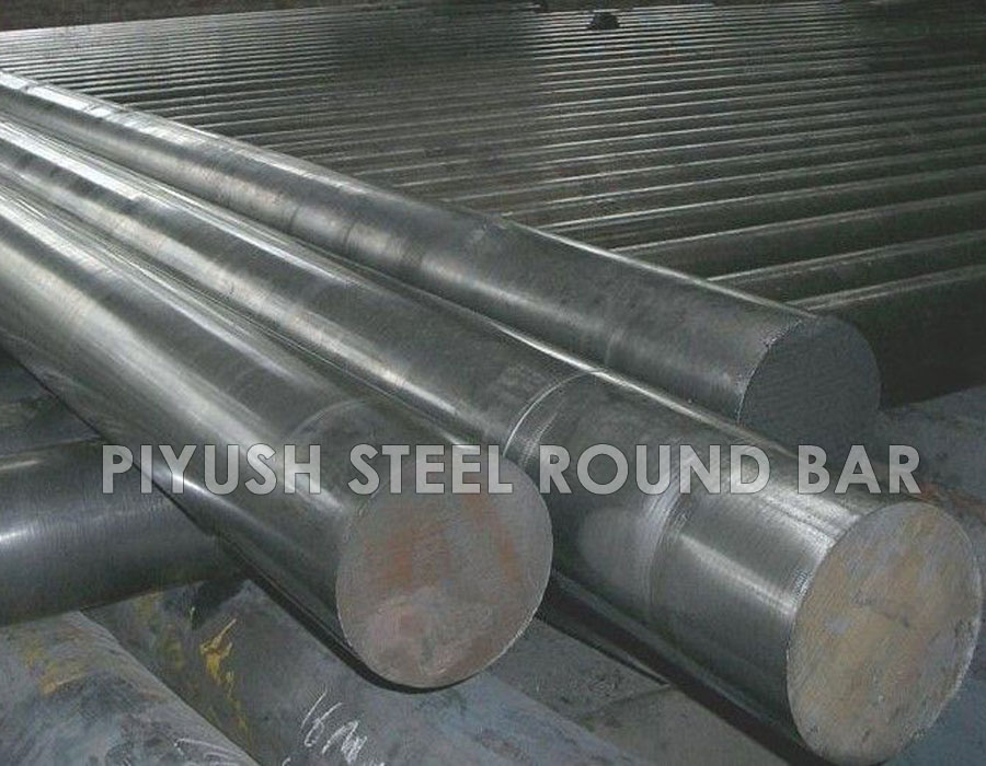 Alloy Steel ASTM A182 F5 ROUND bars manufacturer in india
