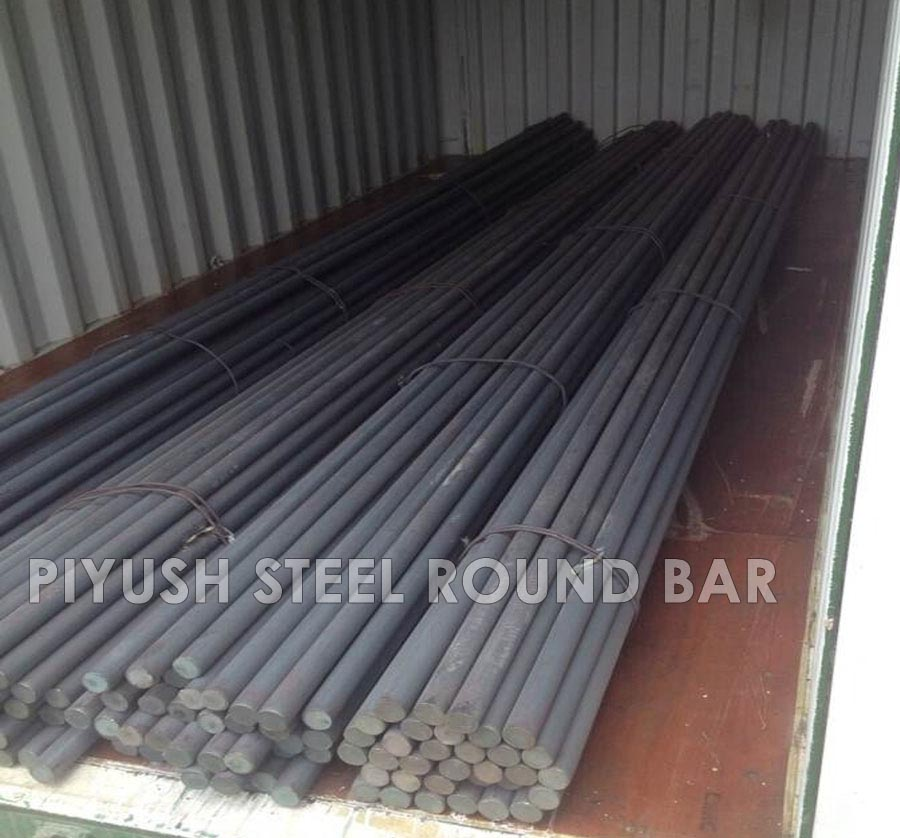 CARBON STEEL ROUND bars manufacturer in india