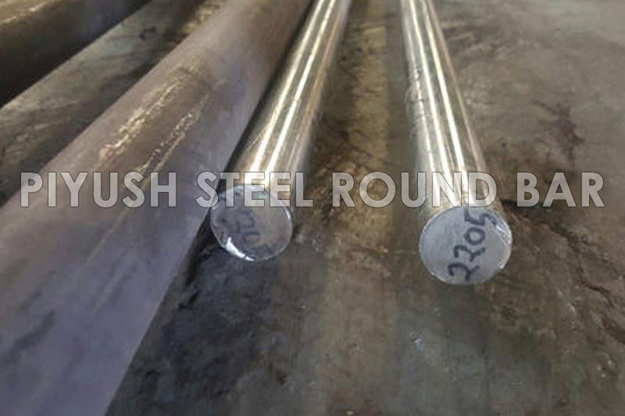 Duplex Steel ROUND bars manufacturer in india