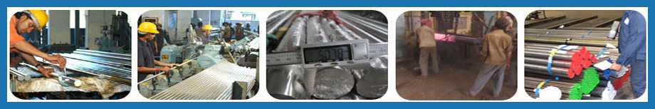 Alloy Steel ASTM A182 F5 ROUND BAR Exporter In India
