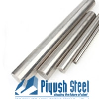 254SMO Polished Round Bar