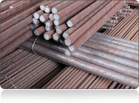 CARBON STEEL ROUND bar stockiest in india