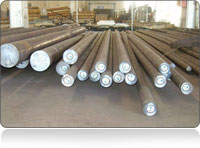 Alloy Steel ROUND bar stockist in india