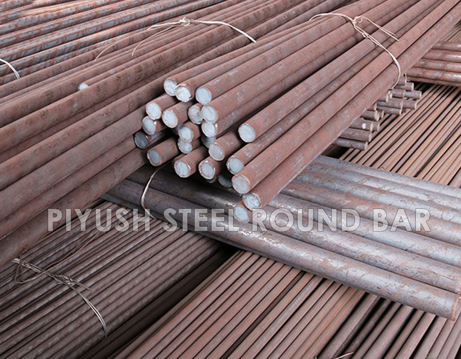 Hot Rolled Steel Bars manufacturer in india