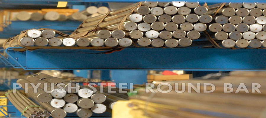ASTM A276 AISI 304 STAINLESS STEEL ROUND BARS manufacturer in india