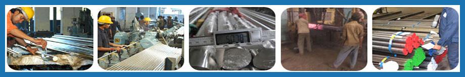 SAF 2205 Duplex SAF Round Bar Exporter In India