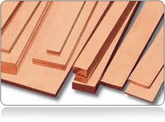 Beryllium Copper flat bar supplier