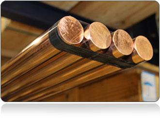 Beryllium Copper rod supplier