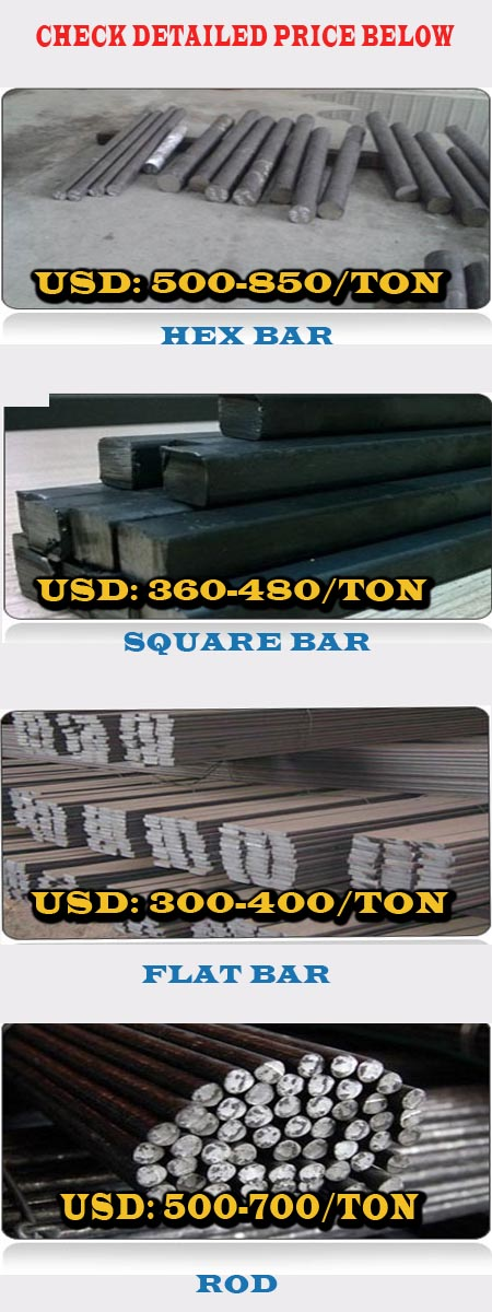 Astm A36 Rod, A36 Flat Bar, A36 Hex Bar |