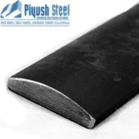 ASTM A572 Carbon Steel Half Oval Bars