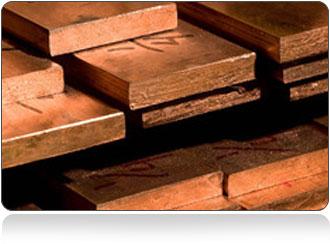 Copper Nickel 90/10 rectangle bar supplier