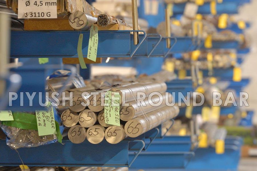 Copper Nickel 90/10 round bars manufacturer in india