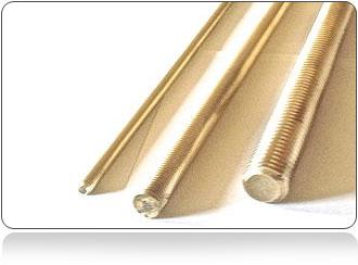 Copper Nickel 90/10 threaded bar supplier