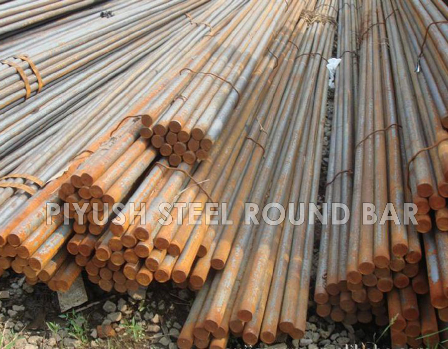 Carbon Steel AISI 1045 ROUND bars manufacturer in india