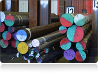 Duplex Steel ROUND bar exporters in india