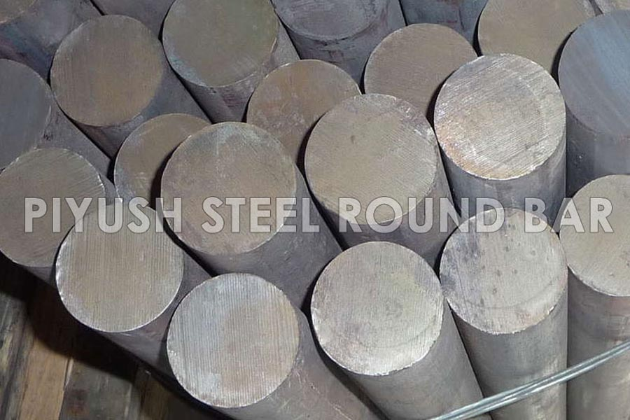 655M13 Alloy Steel round bars manufacturer in india